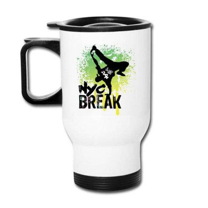Break Dance Travel Mug Designed By Coşkun