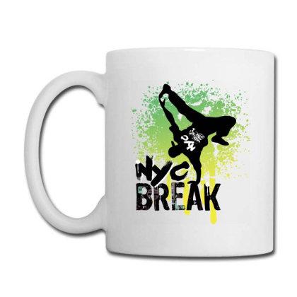 Break Dance Coffee Mug Designed By Coşkun