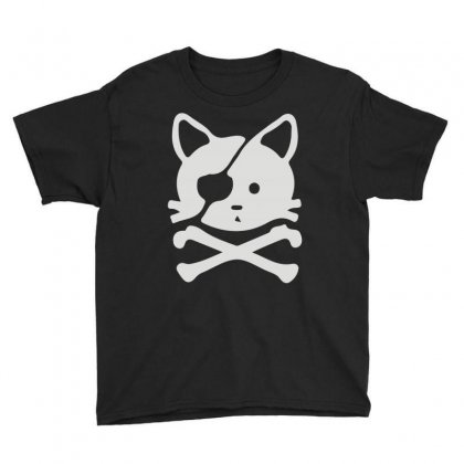 Chat Pirate Youth Tee Designed By Monstore