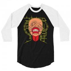 chatterer 3/4 Sleeve Shirt | Artistshot