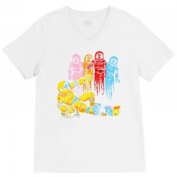 check out the awesome V-Neck Tee   Artistshot