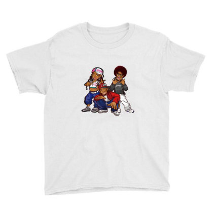 Rapper Black Boys Youth Tee Designed By Coşkun