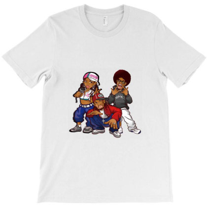 Rapper Black Boys T-shirt Designed By Coşkun