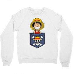 cheeky pirate Crewneck Sweatshirt   Artistshot