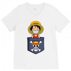 cheeky pirate V-Neck Tee   Artistshot