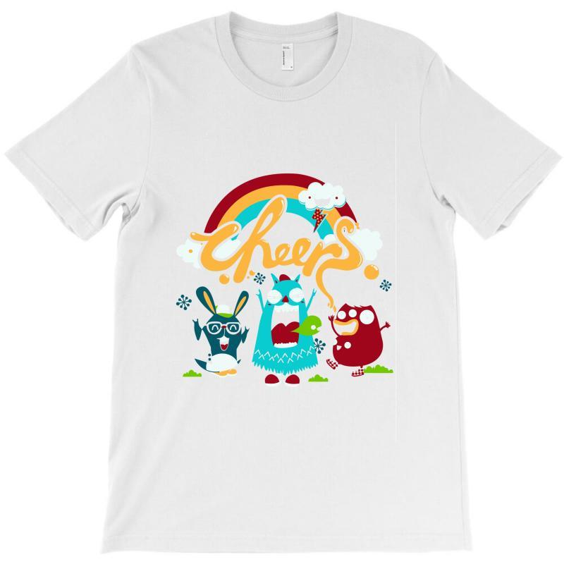 Cheers T-shirt | Artistshot