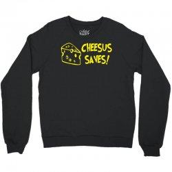 cheese christmas Crewneck Sweatshirt | Artistshot