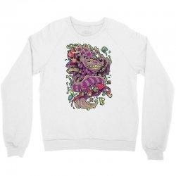 cheshire dragon Crewneck Sweatshirt | Artistshot