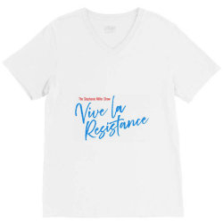 stephanie politics V-Neck Tee | Artistshot