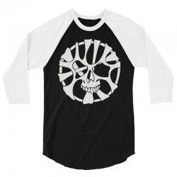 chewingskull 3/4 Sleeve Shirt | Artistshot