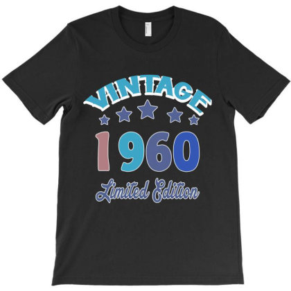 Vintage 1960 Limited Edition T-shirt Designed By Bettercallsaul