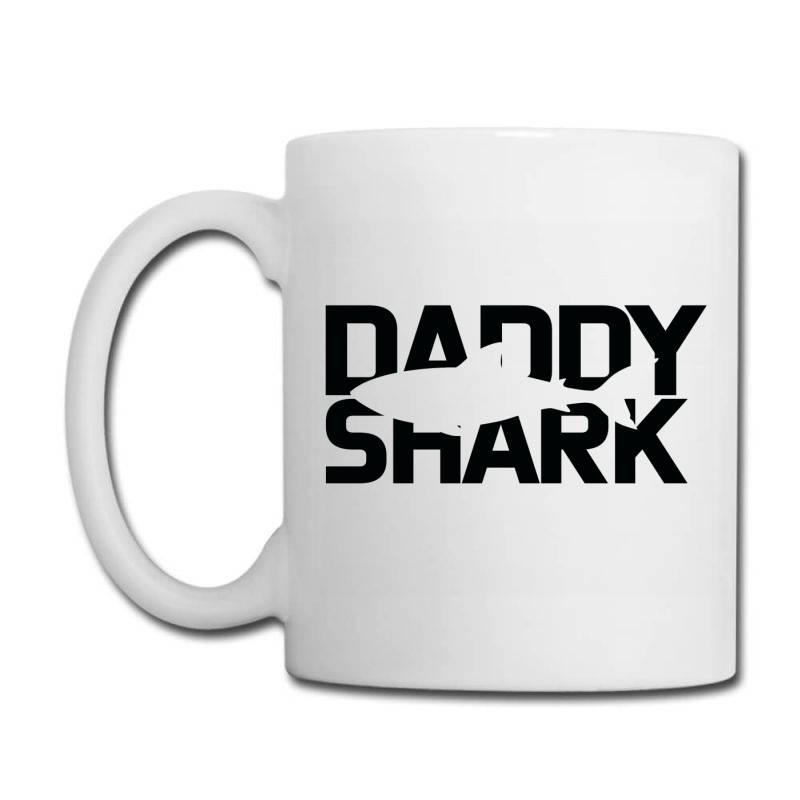 Daddy Shark Coffee Mug | Artistshot