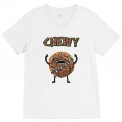 chewy chocolate cookie wookiee V-Neck Tee | Artistshot