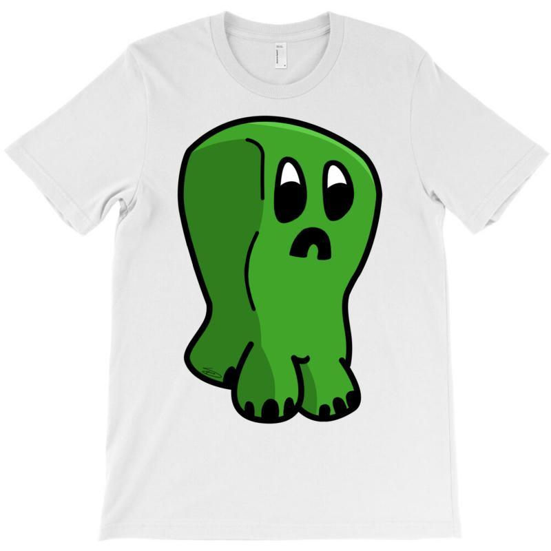 Chibi Creeper T-shirt   Artistshot