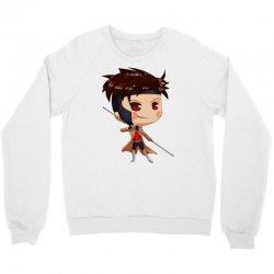 chibi gambit Crewneck Sweatshirt | Artistshot