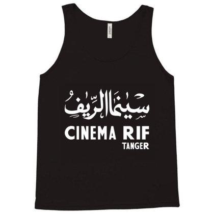 Cinema Rif Tanger  T Shirt Tank Top Designed By Shadowart