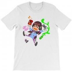 chibi gamer d T-Shirt | Artistshot