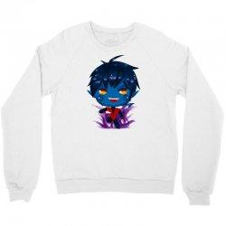 chibi nightcrawler Crewneck Sweatshirt   Artistshot