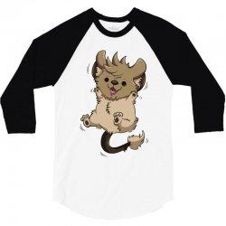 chibi rufus 3/4 Sleeve Shirt | Artistshot