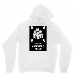 chick assembly point Unisex Hoodie | Artistshot