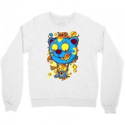 chickens and cat (2) Crewneck Sweatshirt | Artistshot