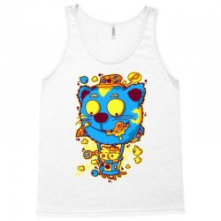 chickens and cat (2) Tank Top | Artistshot