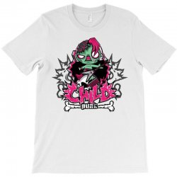 child punk zombie T-Shirt | Artistshot
