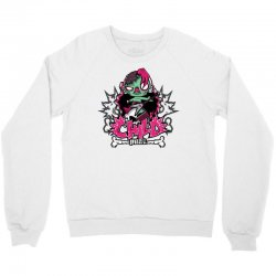 child punk zombie Crewneck Sweatshirt | Artistshot