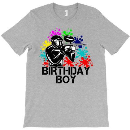 Birthday Boy For Light T-shirt Designed By Lotus Fashion Realm