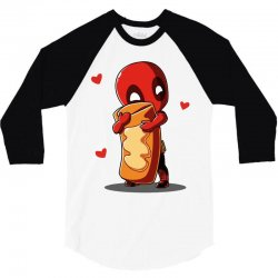 chimichangas 3/4 Sleeve Shirt | Artistshot