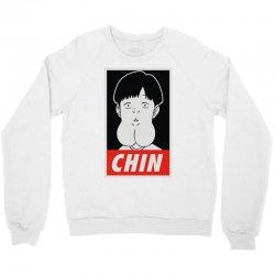 chin boy Crewneck Sweatshirt | Artistshot