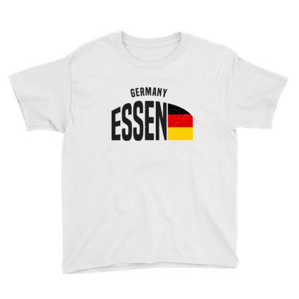 Essen In Germany Youth Tee Designed By Chris Ceconello