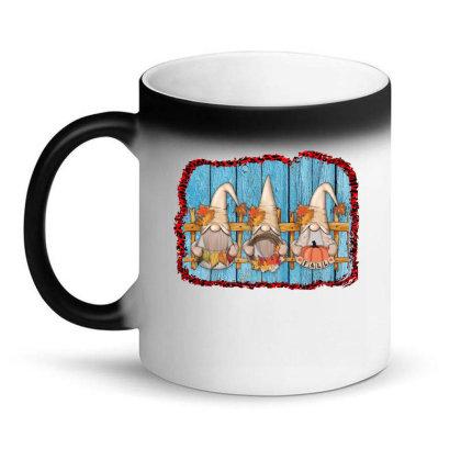 Fall Gnome Magic Mug Designed By Apollo