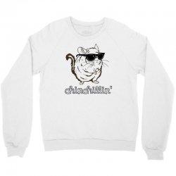 chinchillin Crewneck Sweatshirt | Artistshot