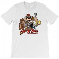 chip n dale last crusaders T-Shirt | Artistshot