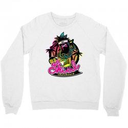 chix board Crewneck Sweatshirt | Artistshot