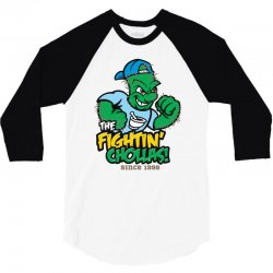 cholla cactus mascot 3/4 Sleeve Shirt | Artistshot