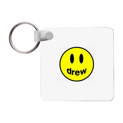 Drew House Frp Square Keychain Designed By Onju12gress