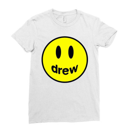 Drew House Ladies Fitted T-shirt Designed By Onju12gress