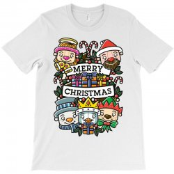 christmas card T-Shirt | Artistshot