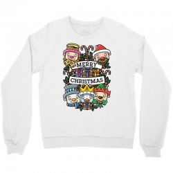 christmas card Crewneck Sweatshirt | Artistshot