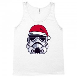 christmas stormtrooper minimalist Tank Top | Artistshot