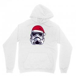christmas stormtrooper minimalist Unisex Hoodie | Artistshot