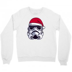 christmas stormtrooper minimalist Crewneck Sweatshirt | Artistshot