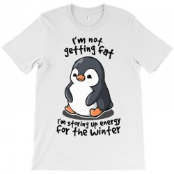 chubby penguin T-Shirt   Artistshot