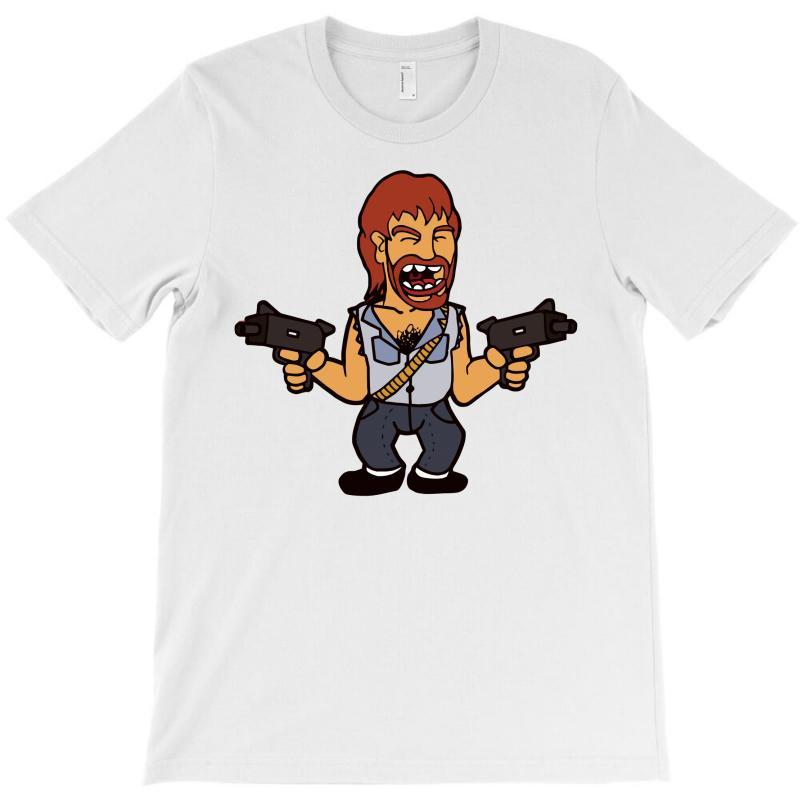 Chuck Norris Fact Rouge T-shirt | Artistshot