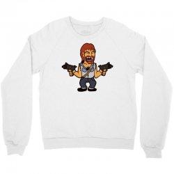 chuck norris fact rouge Crewneck Sweatshirt | Artistshot