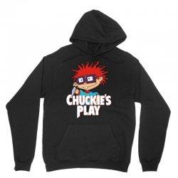 chuckie's play Unisex Hoodie   Artistshot