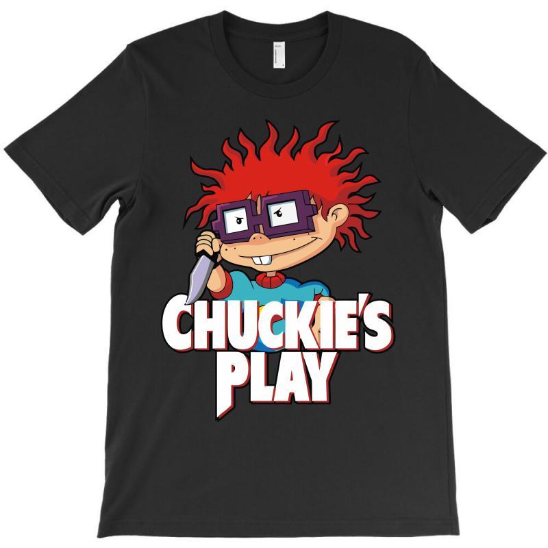 Chuckie's Play T-shirt   Artistshot