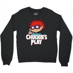 chuckie's play Crewneck Sweatshirt   Artistshot
